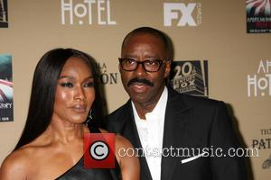 Angela Bassett , Courtney B Vance - Premiere screening of FX's 'American Horror Story: Hotel' at Regal Cinemas L.A. Live...