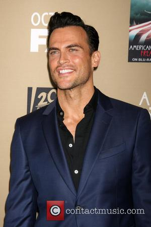 Cheyenne Jackson - Premiere screening of FX's 'American Horror Story: Hotel' at Regal Cinemas L.A. Live - Arrivals at Regal...