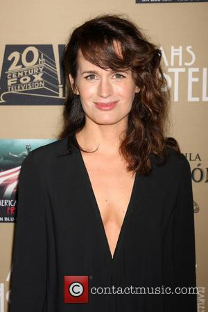 Elizabeth Reaser - Premiere screening of FX's 'American Horror Story: Hotel' at Regal Cinemas L.A. Live - Arrivals at Regal...