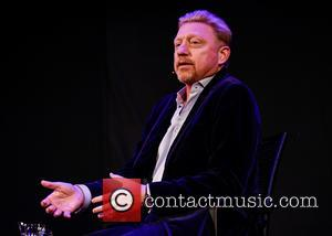 Boris Becker - Cheltenham Literature Festival - Day 2 at Cheltenham - Cheltenham, United Kingdom - Saturday 3rd October 2015