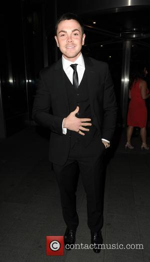 Ray Quinn - The Star Ball at the Hilton Manchester Deansgate at Hilton Hotel - Manchester, United Kingdom - Saturday...