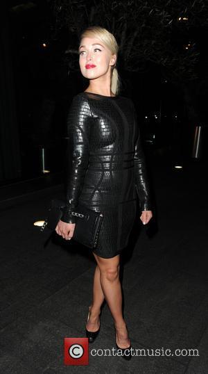 Jorgie Porter - The Star Ball at the Hilton Manchester Deansgate at Hilton Hotel - Manchester, United Kingdom - Saturday...