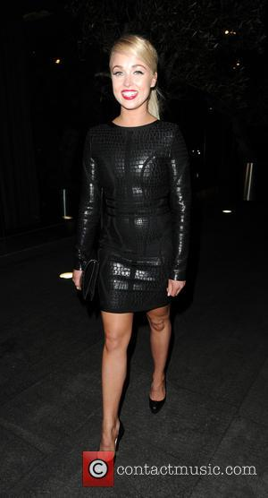 Jorgie Porter - The Star Ball at the Hilton Manchester Deansgate at Hilton Hotel - Manchester, United Kingdom - Saturday...