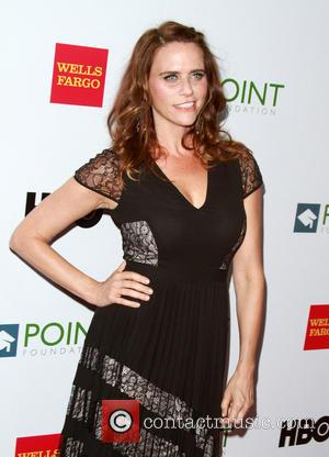 Amy Landecker - Point Foundation's Voices On Point Gala held at the Hyatt Regency Century Plaza Hotel - Arrivals at...