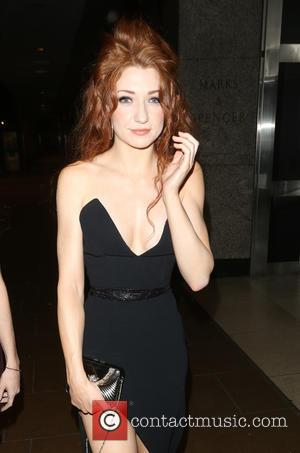 Nicola Roberts - Nicola Roberts seen arriving at her Birthday Party Held at Hotel Chantelle in London. - London, United...