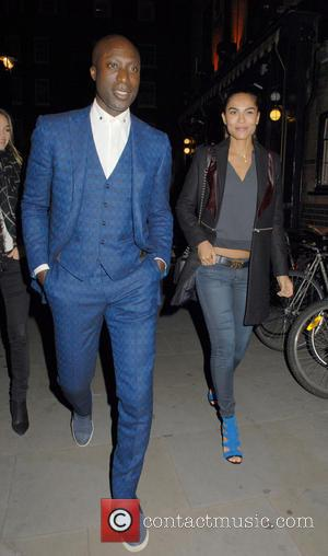 Ozwald Boateng - Celebrities at Chiltern Firehouse in Marylebone - London, United Kingdom - Sunday 4th October 2015
