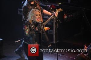 Kim Wilde - Kim Wilde performing live in concert - The Hague, Netherlands - Sunday 4th October 2015