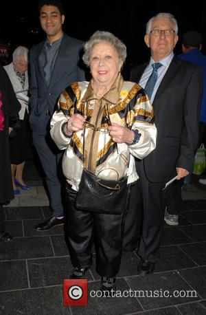 Sheila Bennett - Celebrities attend Sunday Night at the Palladium with Des O'Connor and Jimmy Tarbuck - London, United Kingdom...