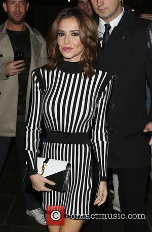 Cheryl Fernandez Versini - Nicola Roberts' birthday party at Hotel Chantelle - London, United Kingdom - Sunday 4th October 2015