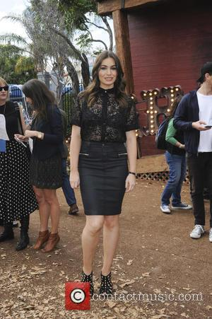 Sophie Simmons - Los Angeles premiere of 'Goosebumps' - Arrivals - Los Angeles, California, United States - Sunday 4th October...