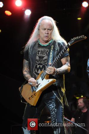 Lynyrd Skynyrd - Louder Than Life Music, Whiskey, Gourmet Man Food Festival 2015 at Champions Park - Day 2 at...