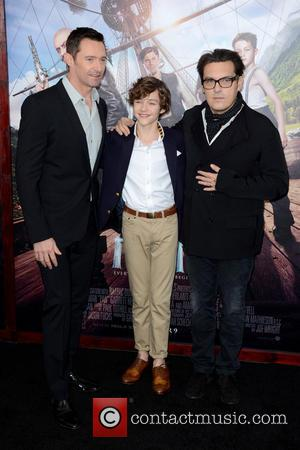 Hugh Jackman, Levi Miller and Joe Wright