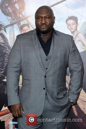 Nonso Anozie - New York premiere of 'Pan' - Arrivals - Manhattan, New York, United States - Sunday 4th October...