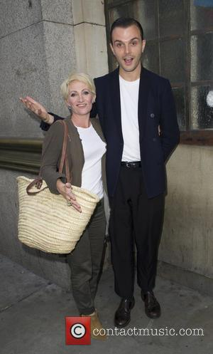 Lucy Speed and Theo Hutchcraft