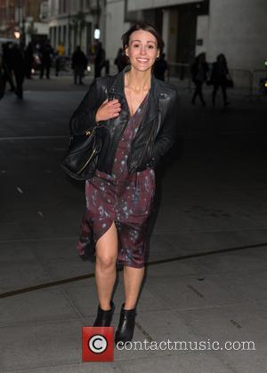 Suranne Jones - Celebrities at the BBC Studios - Suranne Jones at BBC Portland Place - London, United Kingdom -...