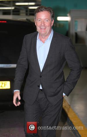Piers Morgan Becomes Permanent Member Of 'Good Morning Britain' Presenting Team