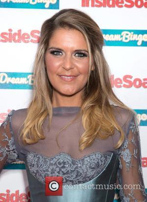 Gemma Oaten - Inside Soap Awards held at DSTRKT London - Arrivals at DKSTRT - London, United Kingdom - Monday...