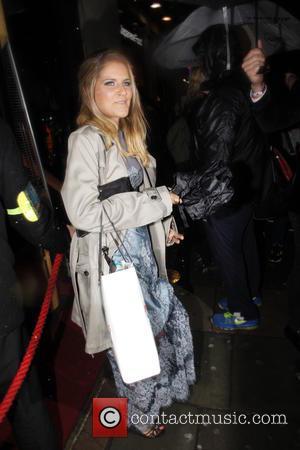 Gemma Oaten - Inside Soap Awards held at DSTRKT London - Outside Arrivals and Departures - London, United Kingdom -...
