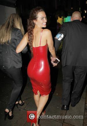 Jennifer Metcalfe - Inside Soap Awards held at DSTRKT London - Outside Arrivals and Departures - London, United Kingdom -...