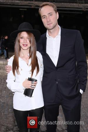 Lydia Wilson , Oliver Chris - Meet and greet with the cast of 'King Charles III' held at 58 Gansevoort...