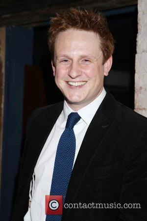 Richard Goulding - Meet and greet with the cast of 'King Charles III' held at 58 Gansevoort at 58 Gansevoort,...