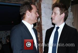 Adam James and Richard Goulding