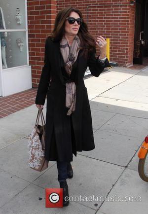 Lisa Vanderpump - Lisa Vanderpump shopping in Beverly Hills at beverly hills - Los Angeles, California, United States - Monday...