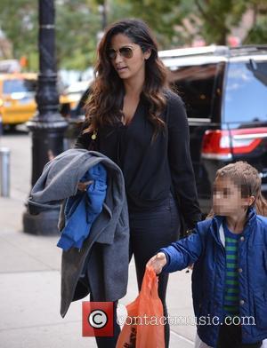 Camila Alves and Levi Alves McConaughey