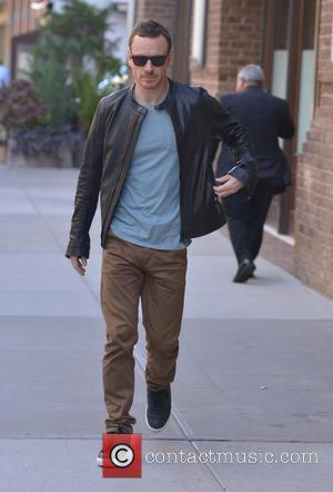 Michael Fassbender - Micheal Fassbender leaving his hotel - Manhattan, New York, United States - Monday 5th October 2015
