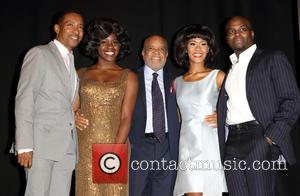 Berry Gordy , Guests - 'Motown: The Musical' - Photocall at Hospital Club, Covent Garden - London, United Kingdom -...