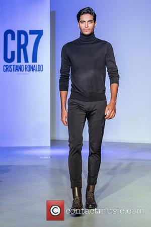 Model - Cristiano Ronaldo today staged an exclusive fashion event in his home country of Portugal to introduce his new...