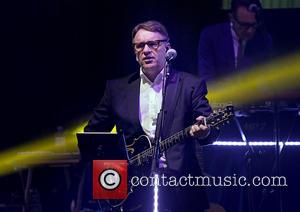 Chris Difford , Squeeze - Squeeze perform at the Liverpool Phiharmonic Hall at Liverpool Phiharmonic Hall - Liverpool, United Kingdom...
