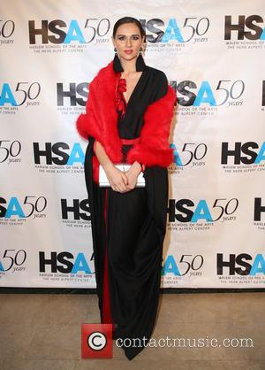 Radmila Lolly - Harlem School of the Arts (HSA) 50th Anniversary Gala Kickoff in the Grand Ballroom at The Plaza...