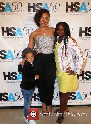 Alicia Keys - Harlem School of the Arts (HSA) 50th Anniversary Gala Kickoff in the Grand Ballroom at The Plaza...