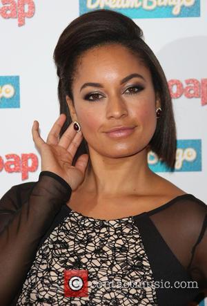 Rhea Bailey - Inside Soap Awards held at DSTRKT London - Arrivals - London, United Kingdom - Monday 5th October...