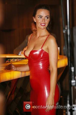 Jennifer Metcalfe - Inside Soap Awards held at DSTRKT London - Arrivals - London, United Kingdom - Monday 5th October...