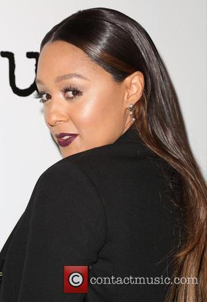 Tia Mowry-Hardrict - Los Angeles Industry Screening of 'Truth' - Arrivals at Samuel Goldwyn Theater in Beverly Hills - Los...