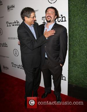 Tom Rothman and James Vanderbilt