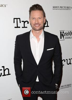 Brian Tyler - Los Angeles Industry Screening of 'Truth' - Arrivals at Samuel Goldwyn Theater in Beverly Hills - Los...