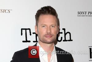 Brian Tyler - Los Angeles Industry Screening of 'Truth' - Arrivals at Samuel Goldwyn Theater - Beverly Hills, California, United...