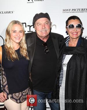Karolina Keach, Stacy Keach , Malgosia Tomassi - Los Angeles Industry Screening of 'Truth' - Arrivals at Samuel Goldwyn Theater...