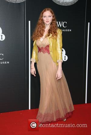 Lily Cole - BFI LUMINOUS Gala dinner held at Guildhall - Arrivals - London, United Kingdom - Tuesday 6th October...