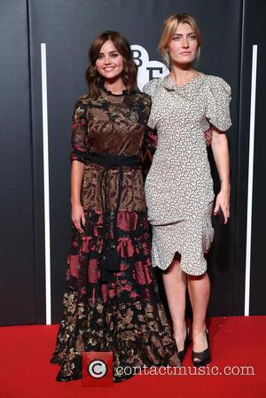 Jenna Coleman, Jenna Louise Coleman and Sally Oliver