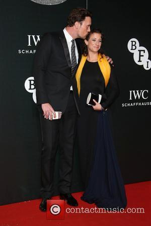 Leah Wood , Jack Macdonald - The British Film Institute's LUMINOUS gala dinner held at Guildhall - Arrivals - London,...