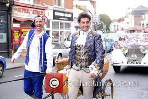 James Argent, James Arg Argent , Matt Dallen - The launch of 'Cinderella' Christmas panto starring James Argent as Dandini...