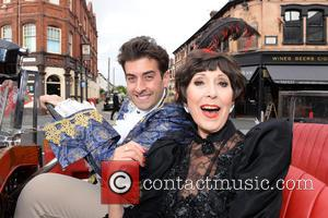 James Argent, James Arg Argent and Anita Harris