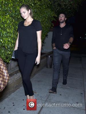 Kate Upton , Justin Verlander - Romantic couple Kate Upton and Justin Verlander are seen leaving Matsuhisa - Los Angeles,...