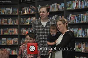 Professor Green - Professor Green promoting and signing copies of his new book 'Lucky' at Waterstones Birmingham at Waterstones book...