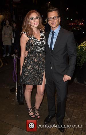 Natasha Hamilton and Ritchie Neville