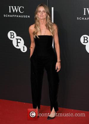 Cressida Bonas - The BFI LUMINOUS Gala dinner held at the Guildhall - Arrivals at Guildhall - London, United Kingdom...